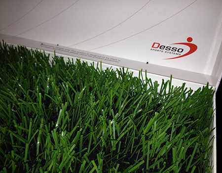 Desso Sports Systems GrassMaster
