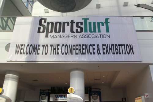 The 2015 Sports Turf Managers Association (STMA) show is being held Jan. 13-16 in Denver.