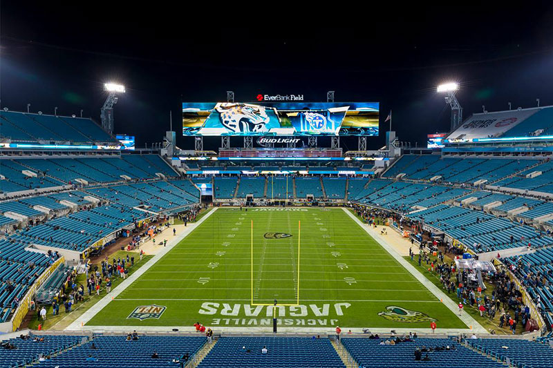 Sports Illustrated Ranks Top Nfl Fields Athletic Turf