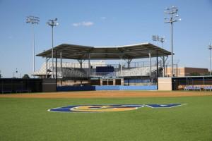Mayer Field for Angelo (Texas) State University's softball program.